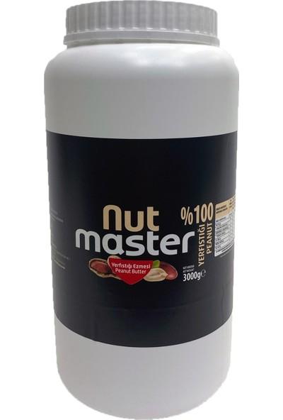 Nut Master Yer Fıstığı Ezmesi 3 kg