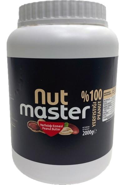 Nut Master Yerfıstığı Ezmesi 2 kg