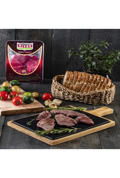 Erşan Et Kuzu Biftek 250 gr