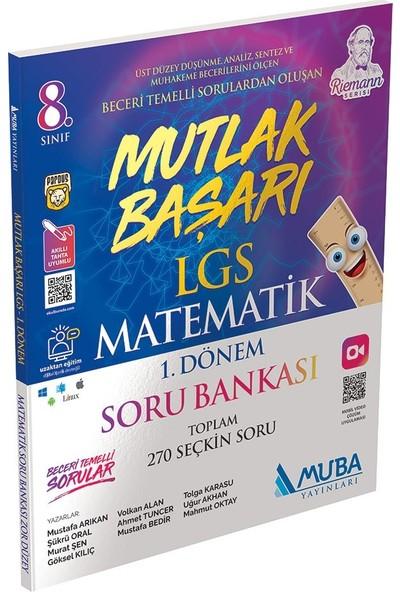 Muba Yayınları MB Lgs Matematik 1. Dönem Soru Bankası (Zor)