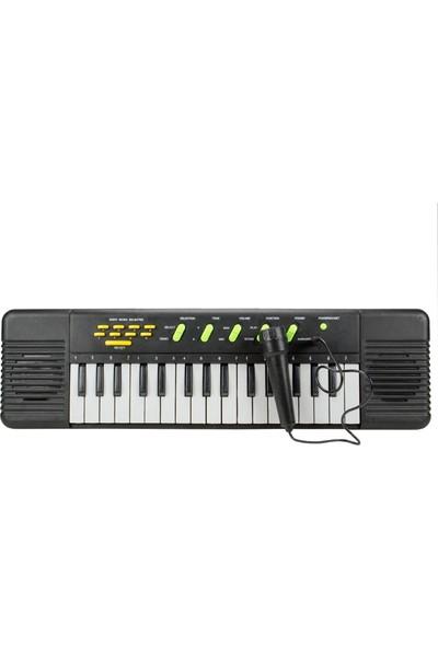 Hobimtek 32 Tuşlu Org Pilli Mikrofonlu Piyano Oyuncak