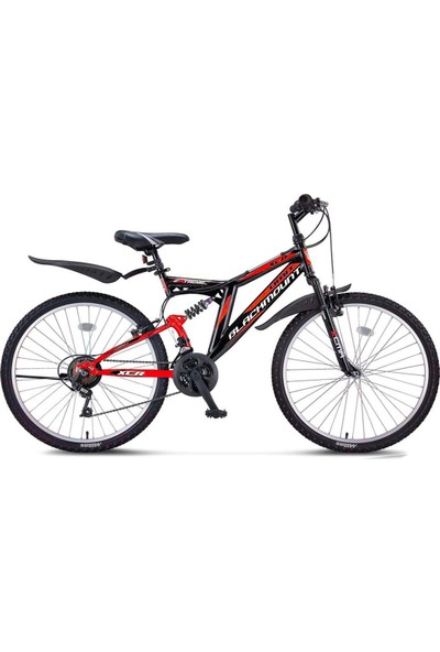 Ümit Bisiklet Ümit 2629 Blackmount 26 Jant Pabuç Fren Dağ Bisikleti (155 cm Üstü Boy)
