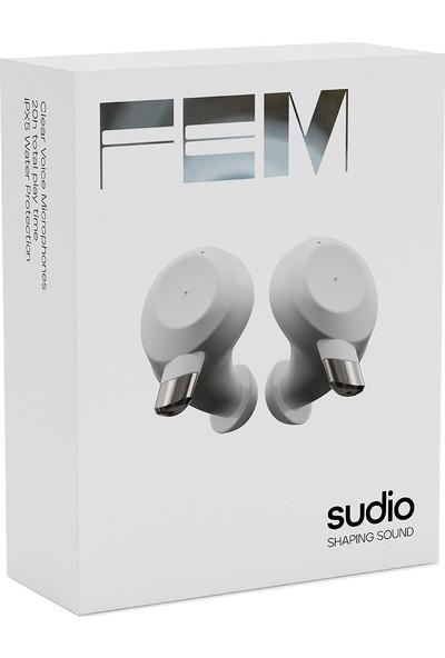 Sudio Fem Kablosuz Bluetooth Kulaklık Beyaz