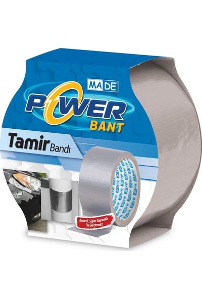 Made Tamir Bandı Gri Renk 48MMX10 mt 3 Adet