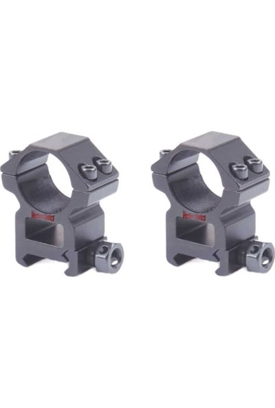 Vector Optıcs 25.4mm Dürbün, 21MM Ray - Yüksek Dürbün Ayağı (SCOT-52H)