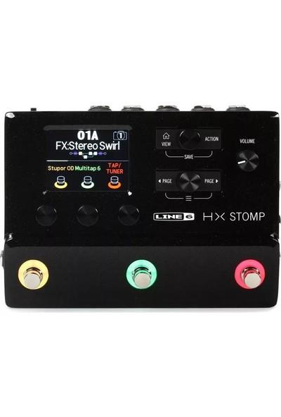 Line6 Hx Stomp Gitar Prosesörü