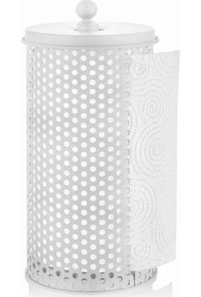 The Mia Glv0616 30X14Cm Beyaz Havlu Peçetelik