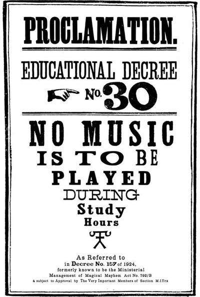 Warner Bros Harry Potter Hogwarts Duvar Posteri Proclamation No 30 50X70 cm