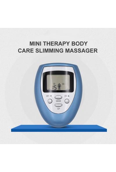 Anself Terapi Vücut Bakımı Zayıflama Masaj Vibratör Kemer (Yurt Dışından)