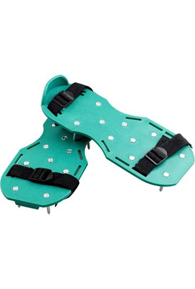 Buyfun Çim Havalandırıcı Ayakkabıları Havalandırmak İçin Etkili