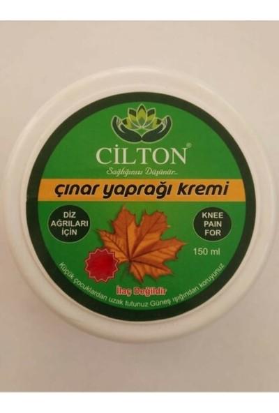 Cilton Çınar Yaprağı Kremi 150 ml