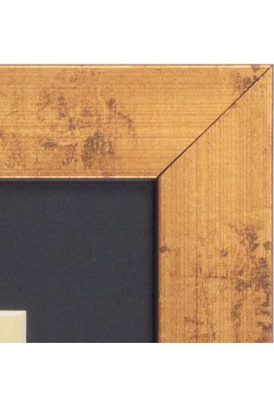 Besmele Hat Sanatı Özgün Temalı 40 x 31 cm Tablo
