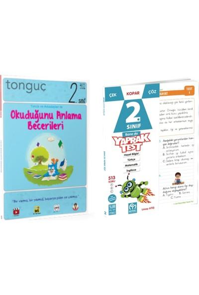 Tonguç Akademi Yayınları 2. Sınıf Okuduğumu Anlıyorum ve Model Yayınları 2. Sınıf Tüm Dersler Yaprak Test