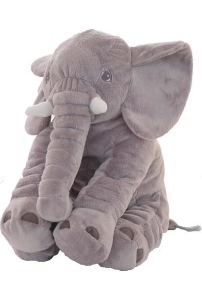 Nokta Toys Uyku Arkadaşım Polar Uyku Fili 65 cm