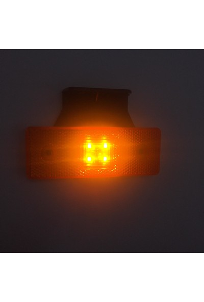 Ar Oto Dorse Lambası Ayaklı 4'lü
