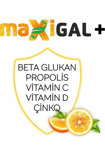 Maxigal + 20 Efervesan Tablet Takviye Edici Gıda - 3'lü