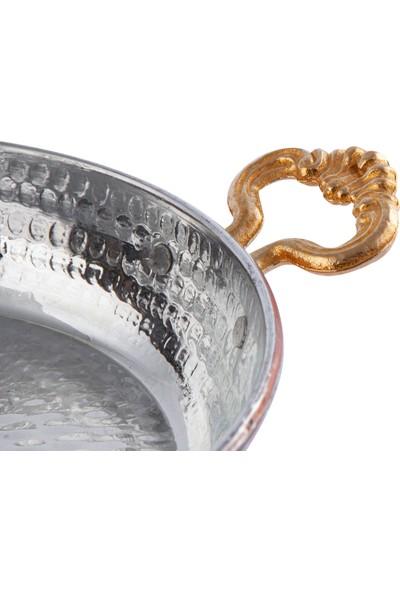 Karaca Mesopotamia 20 cm Bakır Sahan