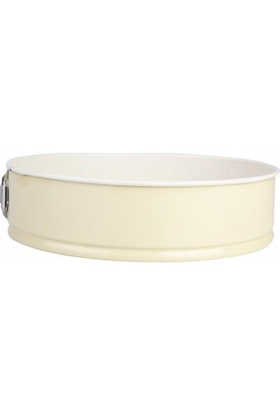 Karaca Lexa Cream 26 cm Kelepçeli Kek Kalıbı
