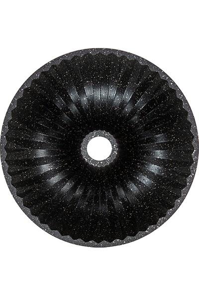 Emsan Griss Hard 24 cm Döküm Kek Kalıbı Mor