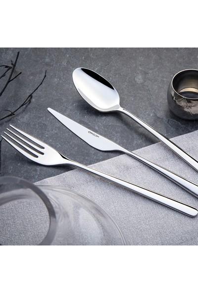 Emsan Elegance Bello 84 Parça Çatal Kaşık Bıçak Seti Lüks Kutulu