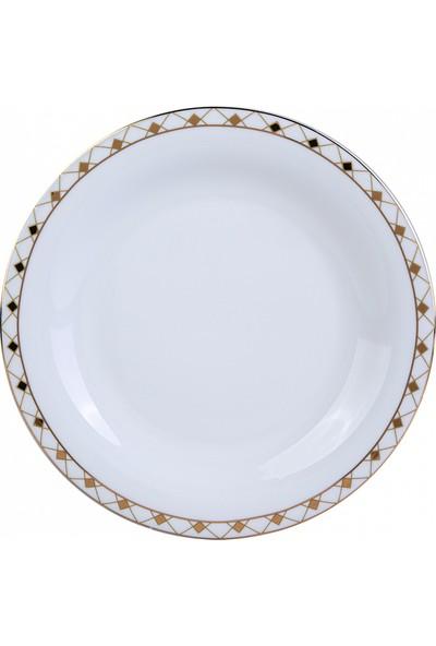 Karaca Shield Gold 60 Parça Yemek Takımı