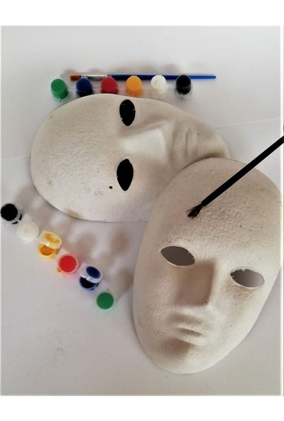 Takaloğlu Yüz Maske Boyama Seti(2'li)