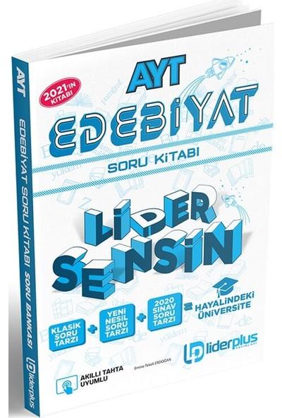 Lider Plus Yayınları AYT Edebiyat Soru Bankası
