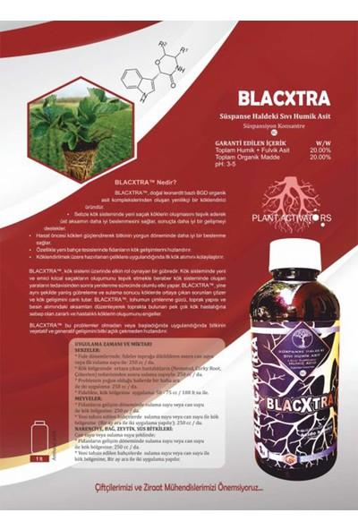 Gns Blacxtra Hızlı Köklenme ve Saçaklanma Için Sıvı Leonardit Humik Asit 1 lt