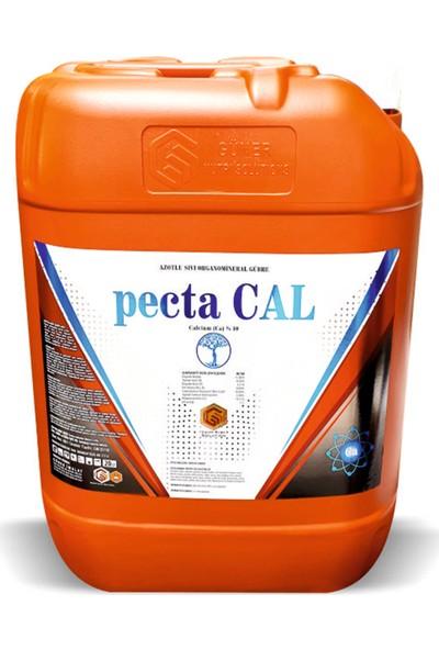Gns Pecta Cal Aminoasit Kalsiyum Azotlu Sıvı Organomineral Gübre 20 lt