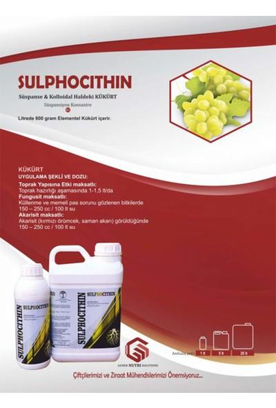 Gns Sulphocithin Kollaidal Süspanse Sıvı Kükürt Sorun Giderici 20 lt