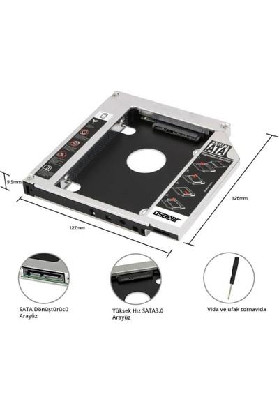 Datapower TCH-ST9501 9.5Mm Slim Notebook Dvd Yuvası Hdd-Ssd Kızak