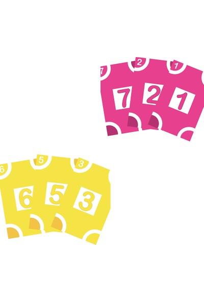 Learned Games Colorage Oyunu Dikkat ve Hızlı Düşünme Oyunu