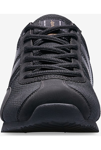 Lescon Campus 2 Siyah Erkek Sneaker Ayakkabı