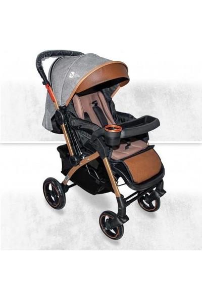 4 Baby Bebek Arabası 4 Baby A Plus 351 Gold Çift Yönlü Sistem Bebek Arabası