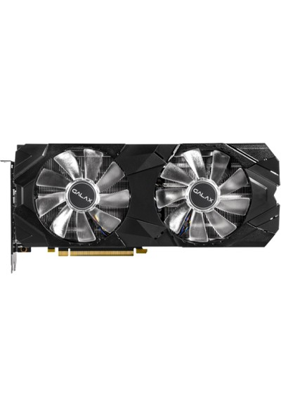 Galax GeForce RTX2060 Plus EX 6GB (1-Click OC) 192Bit GDDR6 DX12 PCI-Express 3.0 Ekran Kartı (26NRL7MPX2BY)