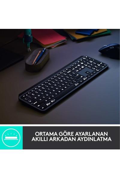 Logitech MX Keys Türkçe Klavye - Siyah920-010087