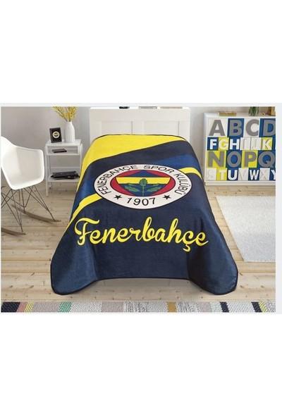Dolce Mariee - Taç Fenerbahçe Lisanslı Tek Kişilik Battaniye