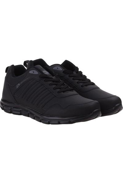 Mp 211-1729BN Piu Siyah Büyük Numara Erkek Spor Ayakkabı