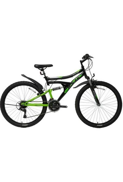 Bisan Mts 4300 Çift Amort. 24 Jant Dağ Bisikleti