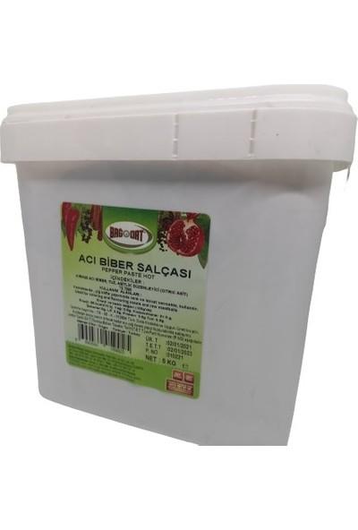 Bağdat Acı Biber Salçası 5kg (Pepper Paste Hot)
