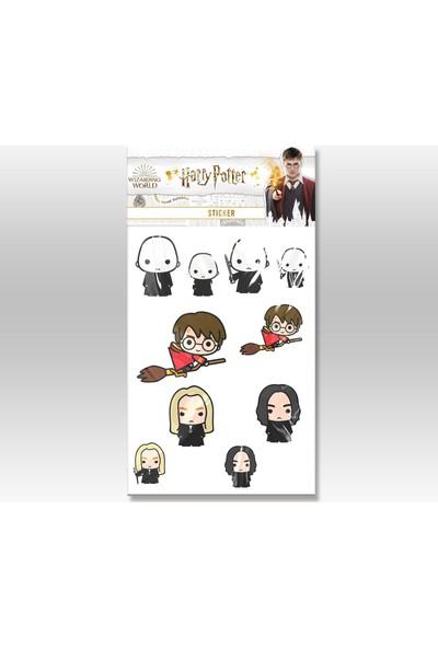 Warner Bros Harry Potter Wizarding World Karakter Ikonları Çıkartma Seti