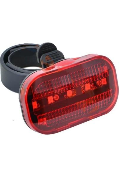 Peak Rectus Bisiklet Işığı Arka Lamba Stop LED Işık