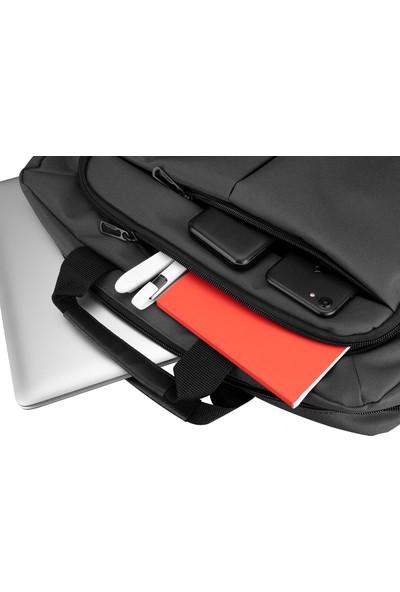 """Addison 300683 15.6"""" Notebook Çantası Füme"""