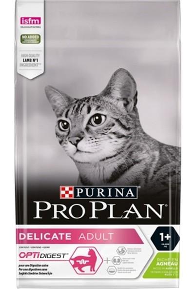 Pro Plan Delicate Kuzulu Kedi Maması 10 Kg