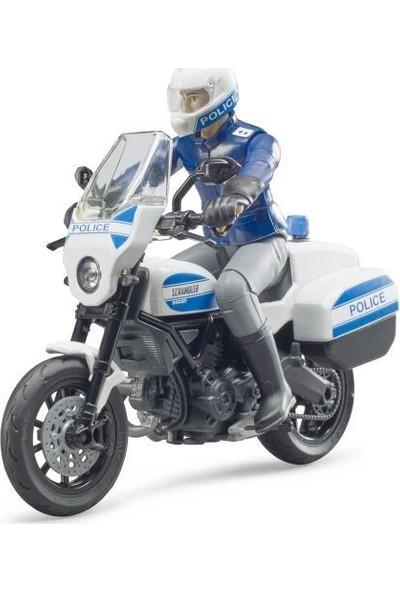 Bruder Polis Memuru & Ducati Motorsiklet BR62731