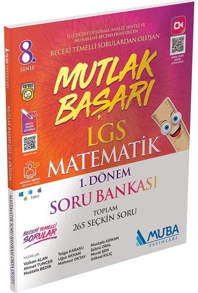 Muba Yayınları LGS Matematik 1. Dönem Soru Bankası