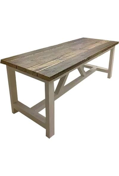 Woodd Art Dwell Ahşap Masa