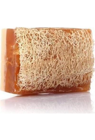 Özden %100 Doğal El Yapımı Eşek Sütü Ballı Kabak Lifli Güzellik Sabunu