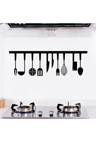 Modatools Restoran Mutfağı Için Dekorasyonu Için Dekoratif Sticker Çıkartma