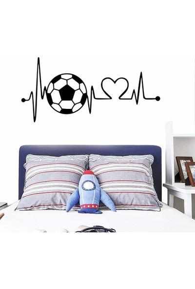 Modatools Çocuk Odası Futbol Yaratıcı Sticker Çıkartmalar